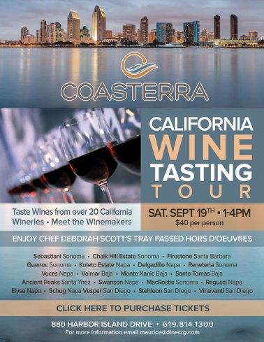 Coasterra Tasting