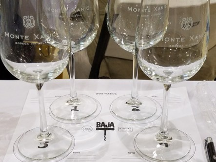 glasses baja uncorked