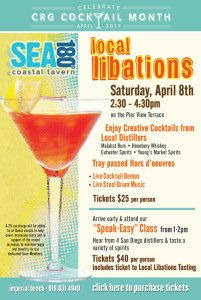 Sea 820 Local libations