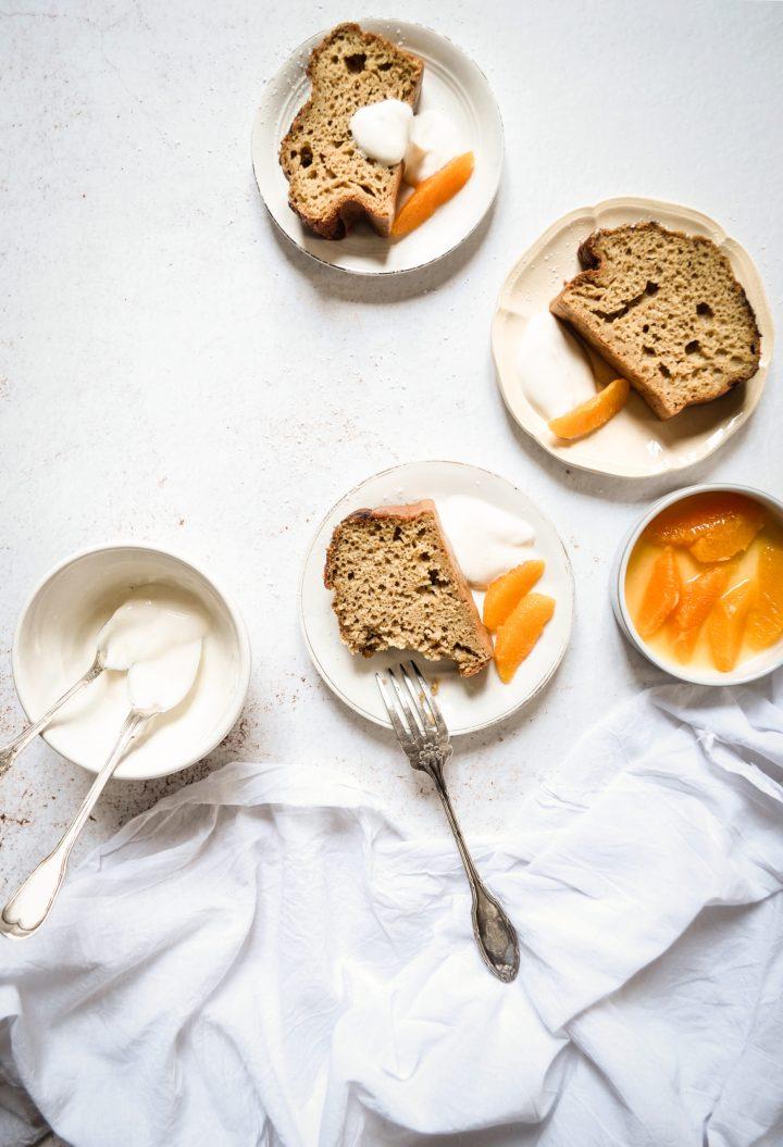 Gâteau au yaourt Weight Watchers