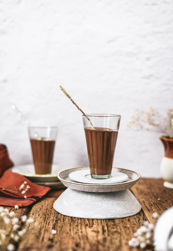 Crème dessert chocolat Thermomix