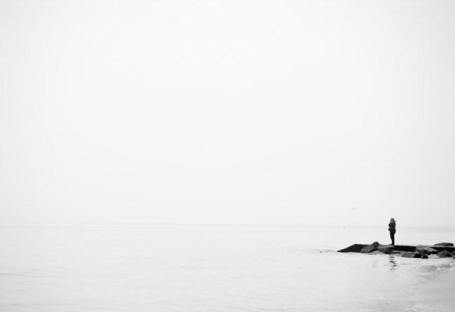 Black & White Zen