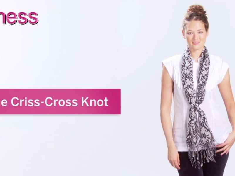 The Criss-Cross Knot