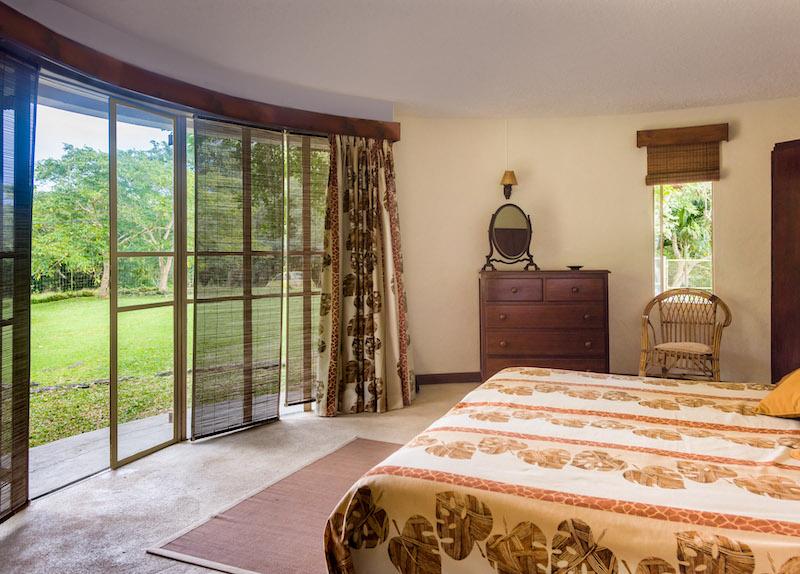 Le Petit Morne Villa in Mauritius - Room rondavelle