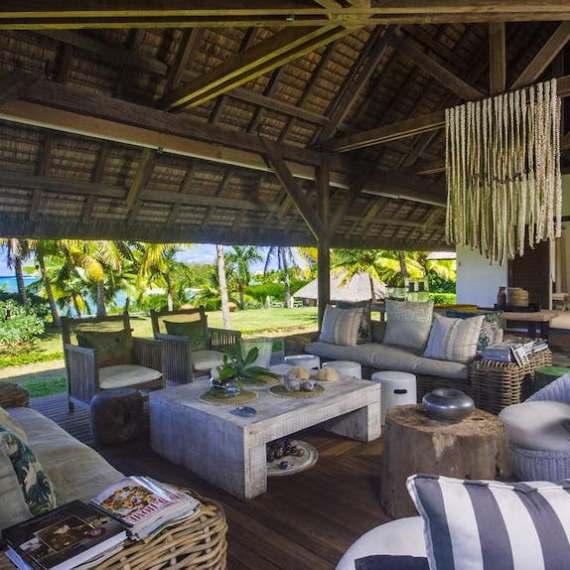 Villa Om Shanti in Mauritius