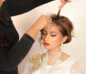 Wedding Hair & Make Up in Mauritius
