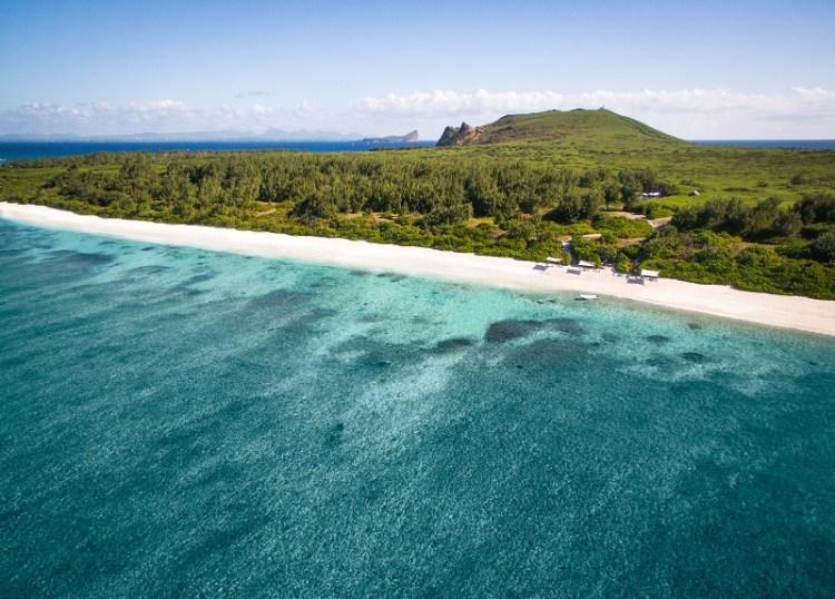 Ile Plate Mauritius