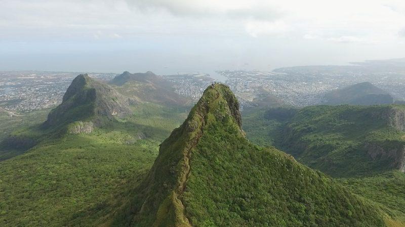 Le Pouce mountain