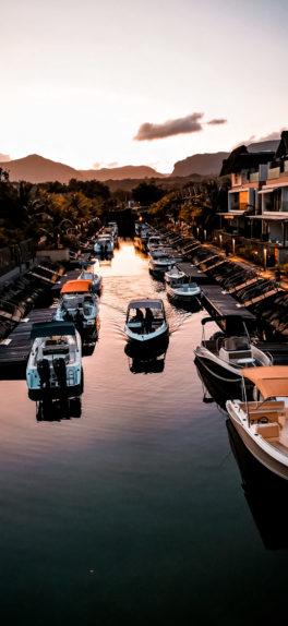 La Marina in Tamarin