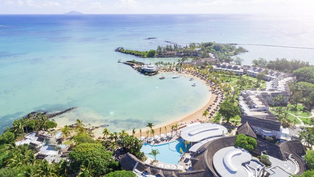 Lux Grand gaube in Mauritius
