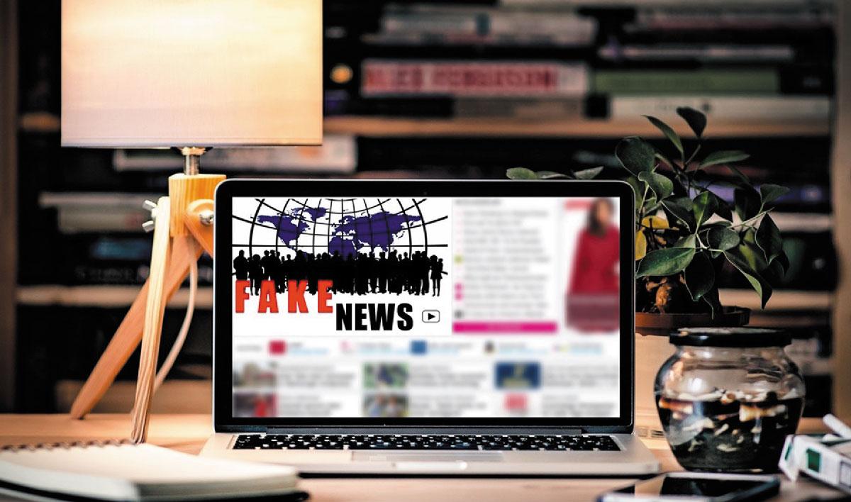 Fake news, Patriotism and Spin doctoring