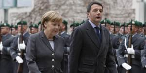 In Europa bisogna stare con Renzi, o italioti