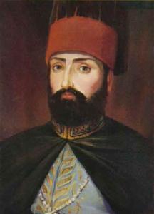 Il sultano riformatore, Mahmud II