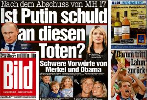 I tedeschi in rivolta contro i loro  media? (sarebbe ora)