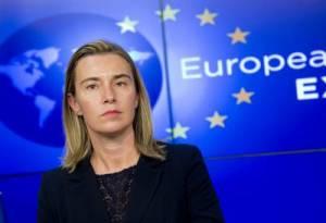Mogherini contro Putin – e Renzi (glielo chiede la UE. Ossia Nuland)