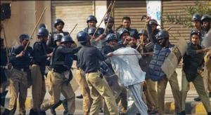 Pakistan: la polizia è rispettata
