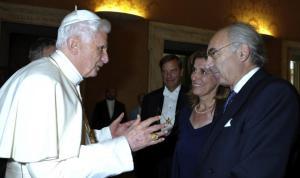 Con Gotti Terdeschi, presidente IOR