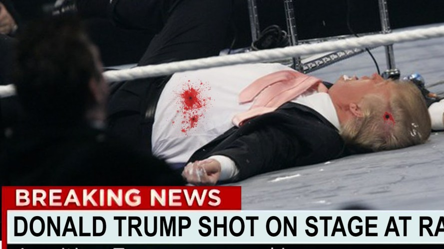 trump killed
