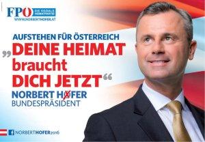 """Hofer: """"Vorrei l'Austria nel gruppo di Visegrad""""."""