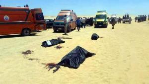 La strage dei copti in Egitto. Una mano libica?