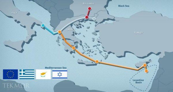 Italia costruirà gasdotto a Israele (per  rubare il greggio  palestinese, conferma Gilad Atzmon)