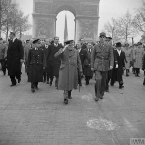 Quando Himmler scrisse a De Gaulle