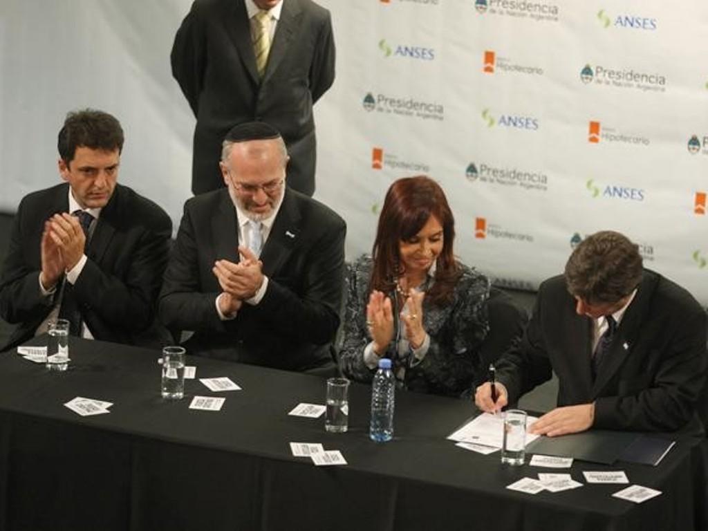 Perché si crea uno Stato parallelo ebraico in Patagonia ?