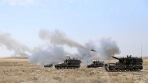L'esercito turco lancia attacchi contro gli alleati degli Stati Uniti in Siria.  Mosca d'accordo.