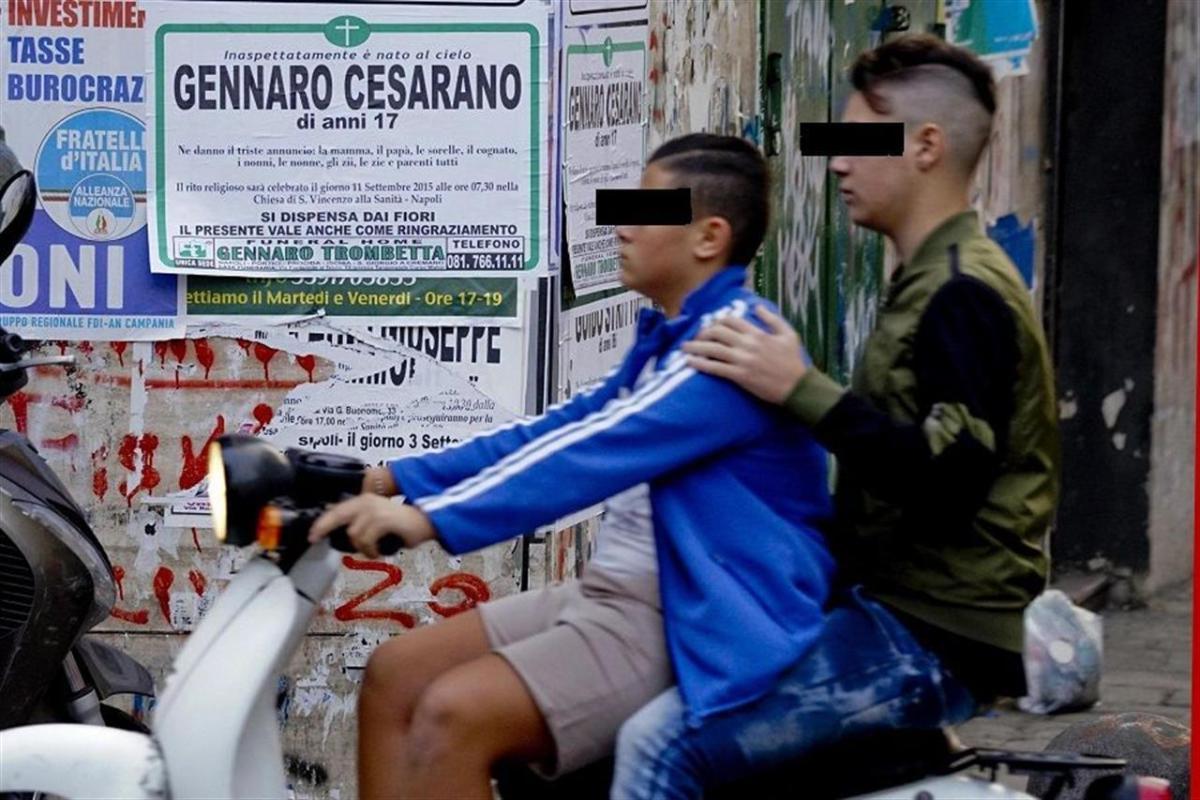 BABY GANG ECCETERA: A CHE PUNTO E' IL COLLASSO?