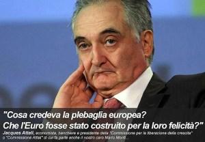 Ecco perché nessuno vuole Savona al Tesoro, sia Bruxelles che la BCE (e Banca d'Italia?), mentre sarebbe la soluzione per l'Italia!