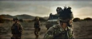 Discorso (inutile)  sul soldato e la democrazia