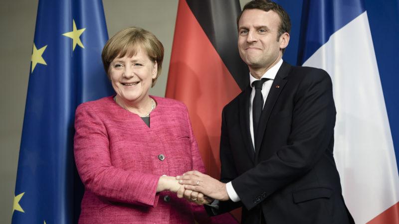 Il nuovo trattato franco-tedesco sarà firmato il 22 gennaio. L'asservimento dell'Italia.