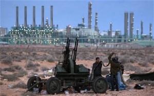 DENTRO IL GORGO DELLA LIBIA