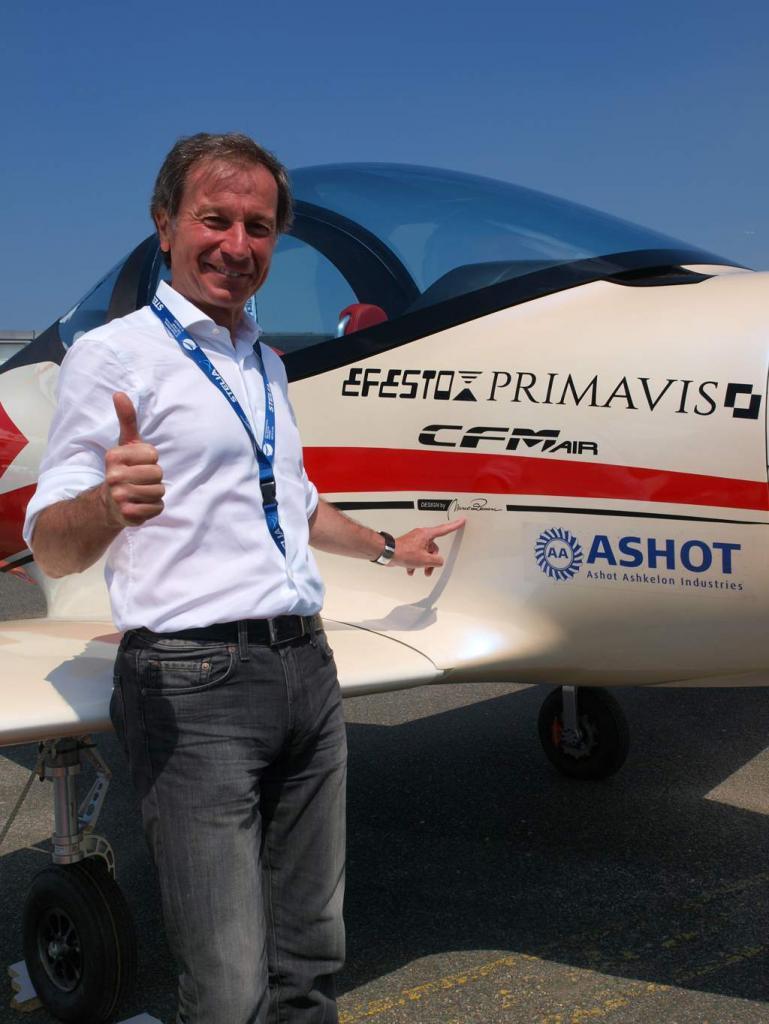 skyspark, record del mondo, velivolo a propulsione elettrica