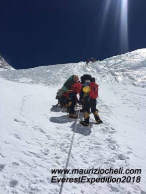Neve e Ghiaccio sull'Everest
