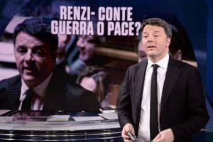Matteo Renzi è pronto a far cadere Conte e coltiva il sogno della grande destra…