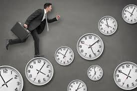 Gestione del tempo: esempi pratici…