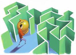 labirinto economico