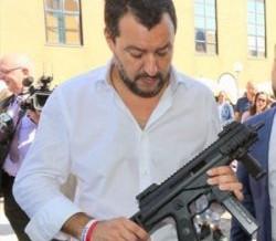Italia: chi ci salva da Salvini?