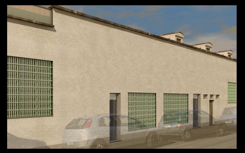 Loft via Barrili Milano_facciata esterna