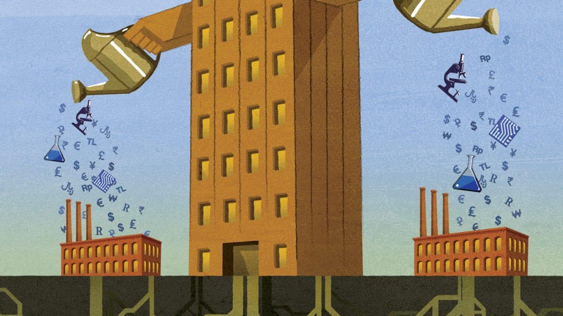 Che cosa è il Corporate Venture Capital e perché è utile alla crescita delle startup