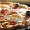 Pizza de Queijo Fundido Pizzaria Fugazzeta