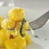 Gnocchi di Mandioquinha Restaurante Totó Chef Luiza Fitipaldi Bistolfi