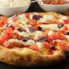 Pizza de Burrata Braz Pizzaria