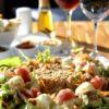 Salada Le Manjue Le Manjue Bistrô Chef Renato Caleffi