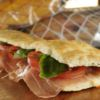 Focaccia de Presunto Parma Pizza Fugazzeta