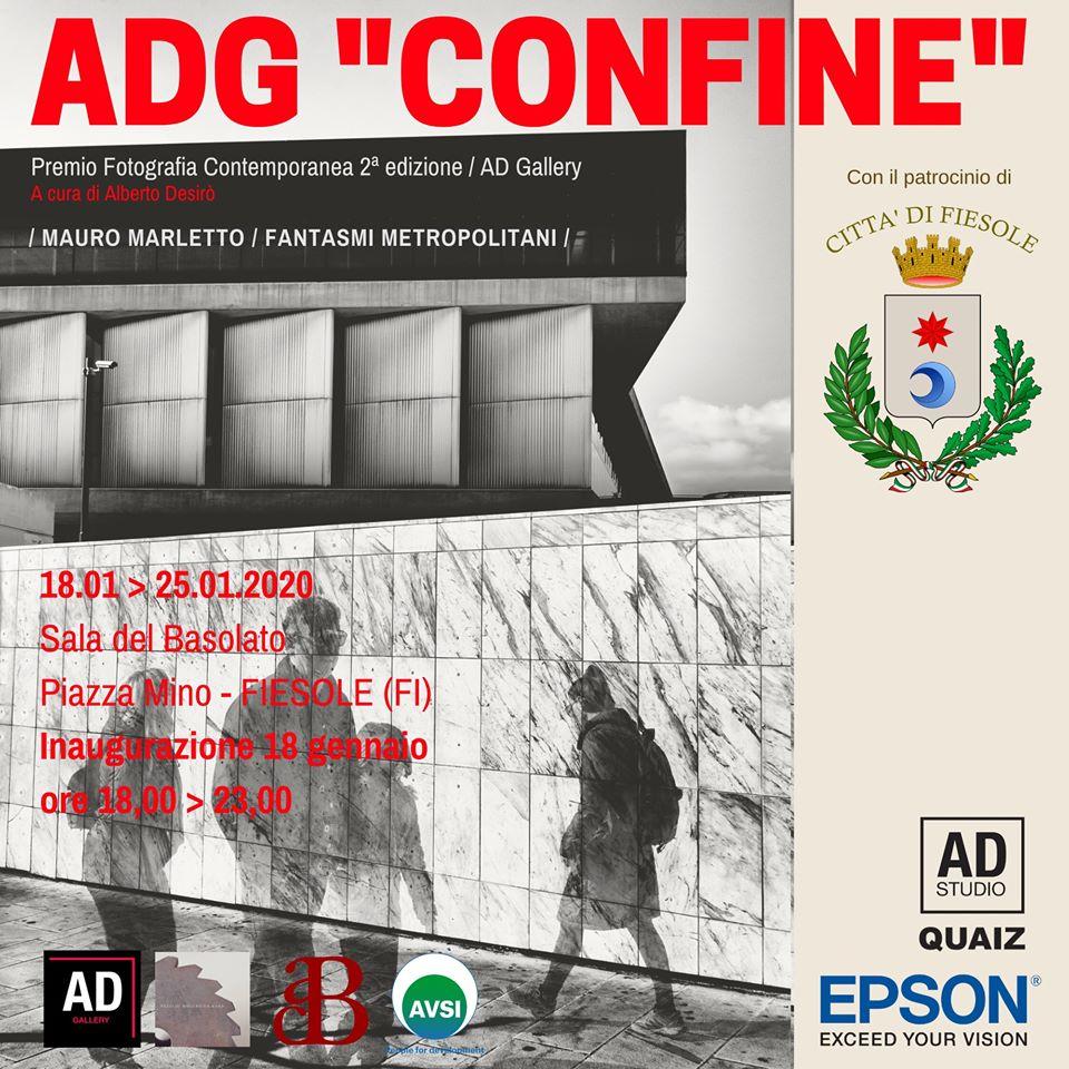 ADG confine concorso d'arte moderna