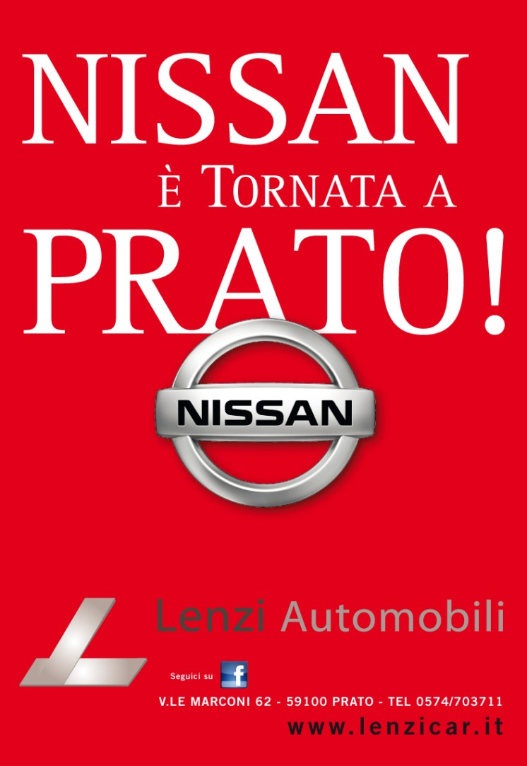 LENZI TIRRENO NISSAN PRATO:Layout 1
