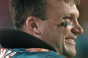Zach Thomas (from http://sun-sentinel.com)