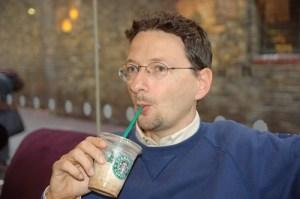 Io e il mio Frappuccino